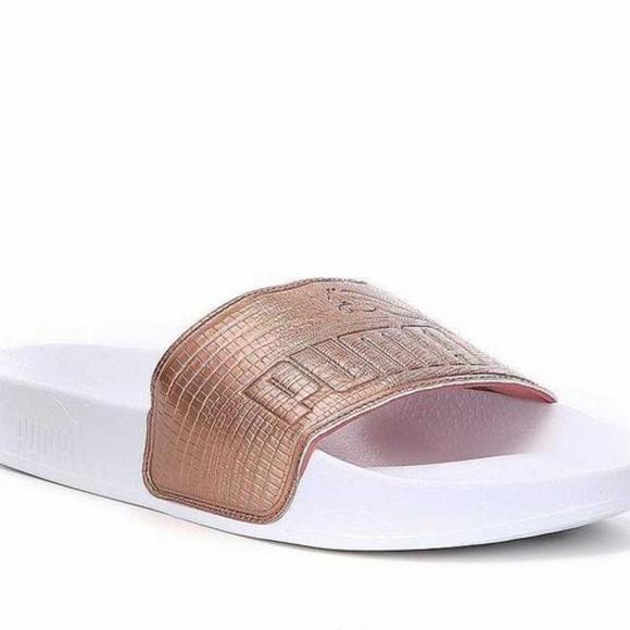 Puma Shoes | Puma Leadcat Rose Gold